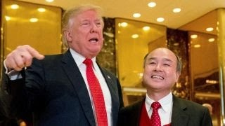 Trump announces $50 billion investment from Japanese firm