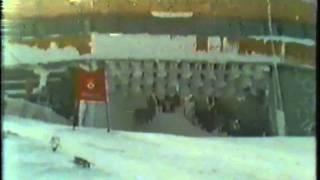 1984 WInter Olympic - Men's Downhill Part 3
