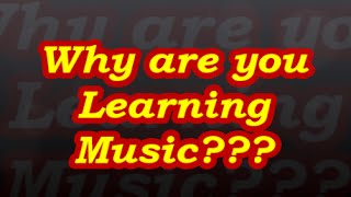 WhatsApp Voice Note - 66  | Why are you Learning Music??? | Pandit Avadhkishor Pandey