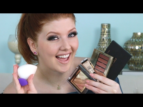 New Makeup at the Drugstore   Application & Review
