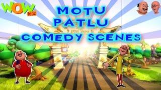 Motu Patlu Comedy Scenes - Compilation 1 - 30 Minutes of Fun!