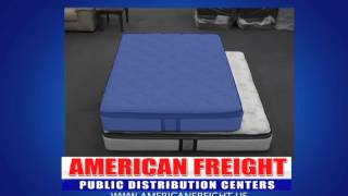 Standard Bed Sizes by American Freight | What size mattress do you need?