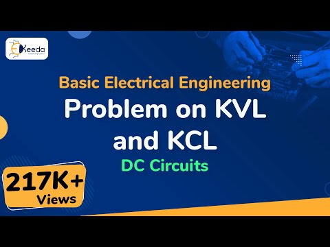 Xxx Mp4 Problem On KVL And KCL DC Circuits Basic Electrical Engineering 3gp Sex