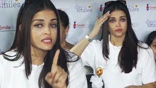 Aishwarya Rai gets ANGRY at reporters for scaring Daughter Aaradhya