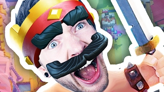 TRYING TO GET GOOD!!! | Clash Royale