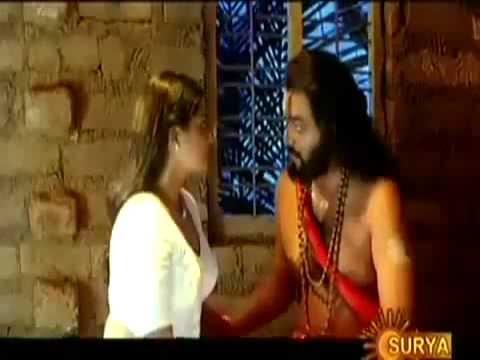 South Actress Vani Viswanath rare Scene