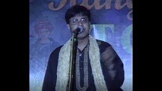 WATCH IT!! Live RECITATION on Stage by Nirmalya- Nazrul- Kuli Majur- Acting