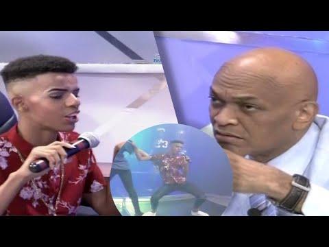 Xxx Mp4 Entrevista A QuotLa Pajarita La Paulquot En QuotBuena Noche TVquot Con Nelson Javier QuotEl Cocodrilo 12 3gp Sex
