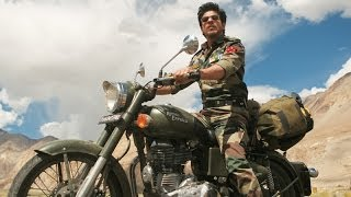 Shah Rukh Khan bikes through Ladakh - Jab Tak Hai Jaan Poem