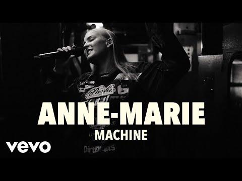 Download Lagu Anne-Marie - Machine (Live) | Vevo UK LIFT MP3