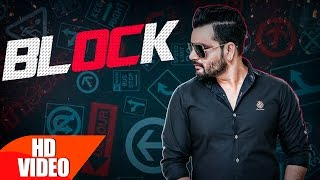 Block (Full Song) | Sanj Sidhu | Latest Punjabi Song 2016 | Speed Records