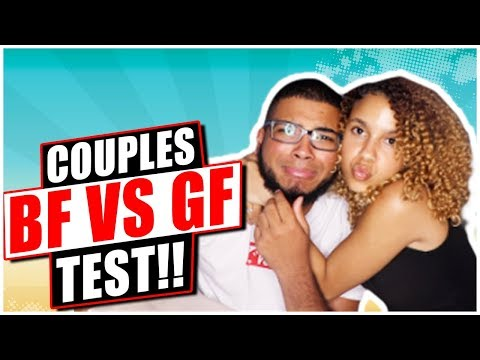Xxx Mp4 COUPLE BF VS GF TEST 3gp Sex