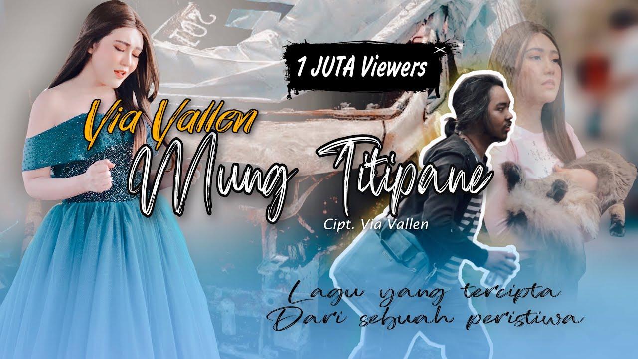 Via Vallen - Mung Titipane I Official Music Video