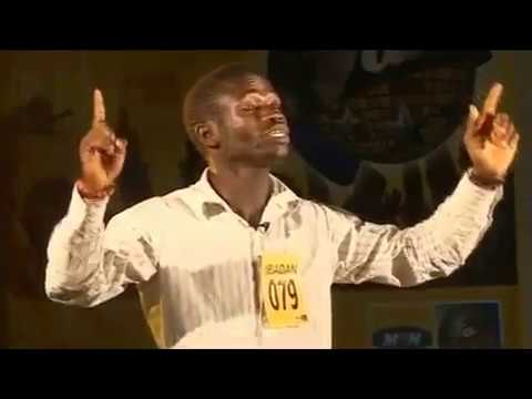 Worst Auditions Ever on Nigeria Idol [ Very Funny Comedy ]