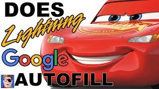 Does Lightning Google Autofill