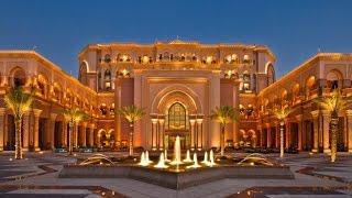 EMIRATES PALACE , ABU DHABI,  5 STAR PLUS LUXURY