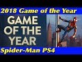 Download Video Download My 2018 Game of the Year is Spider-Man on PS4 3GP MP4 FLV