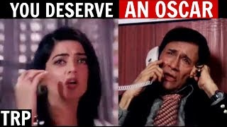 5 Bollywood Overacting Moments That Will Leave You Speechless & In Disbelief