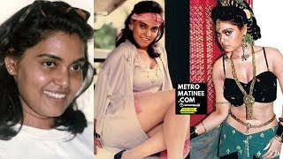 Actress Silk Smitha Before Suicide - Video