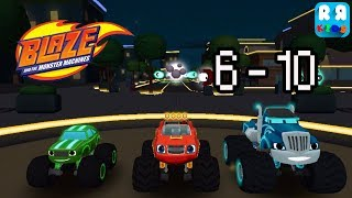 Blaze and the Monster Machines -  Light Riders Track 6 - 10