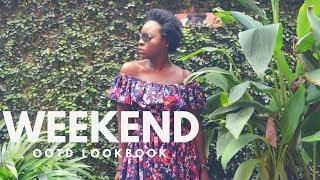 Weekend #OOTD Lookbook | OmogeMuRa
