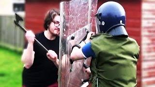 Riot Shield Test