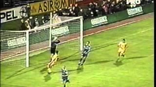 2001 (April 24) Romania 2-All Stars XI 2 (Hagi Testimonial)