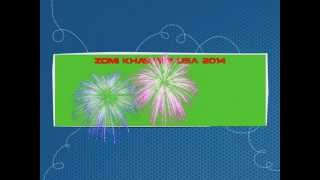 ZOMI KHAWMPI USA 2014 TANGKONA VIDEO