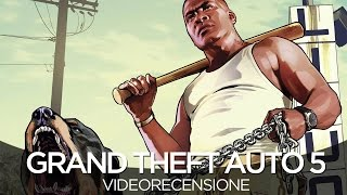 Grand Theft Auto 5 - Video Recensione PS4 - Gameplay ITA HD