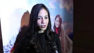 CINEMA LOUNGE interviewed PEVITA PEARCE for AACH... AKU JATUH CINTA