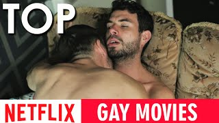 TOP 5 BEST GAY MOVIES ON NETFLIX USA