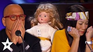 SCARIEST Auditions EVER On Got Talent Around The World!   Got Talent Global