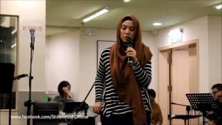 Teayang_Eyes nose lips _cover shila amzah #ig-shahilamzah
