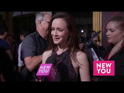 Alexis Bledel at The Handmaid's Tale Premiere