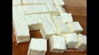 പാൽപ്പൊടി ചേർത്ത് നല്ല സോഫ്റ്റ് പനീർ ഉണ്ടാക്കാം || Homemade Paneer || Perfect Cottage cheese