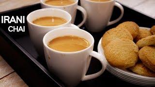 Irani Chai Recipe - How to make Hyderabadi Dum Tea - CookingShooking