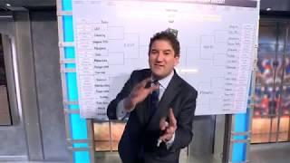 2019 NCAA tournament bracket breakdown