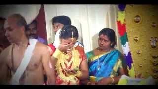 WEDDING STORY , AMITH + NITHYA
