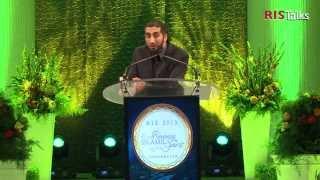 "RISTalks: Ustadh Nouman Ali Khan - ""The Jahaliyyah of Matrimonials"""