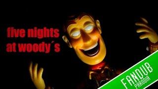 five nights at woody - (by: polaris) - Fandub Español Latino
