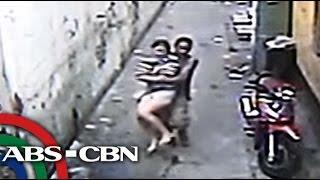 TV Patrol: Babae kinaladkad, sinaksak ng kasintahan sa Valentine