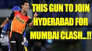 IPL 10: Mustafizur Rahman sets to join Hyderabad vs Mumbai | Oneindia News