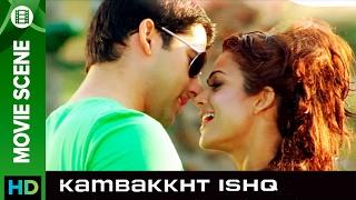 Aftab tells his sad story | Kambakkht Ishq | Movie Scene