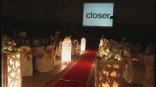 Zulayed & Dinar's Wedding Entrance