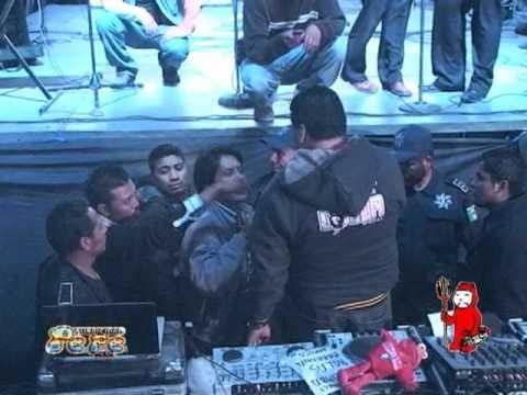 sonido condor en puebla pedos con los policias inseparables de la reforma