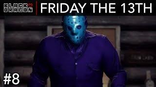 Friday The 13th: The Game #8 ~ Met Kijkers! ~ Dutch / Nederlands