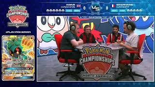 2018 Pokémon North America International Championships: TCG Masters Top 4, Match B