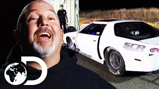 Chuck Calls Out Rookie Flagger After His California Win | Street Outlaws