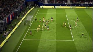 FIFA 18 mecz:Francja-Belgia (półfinał)