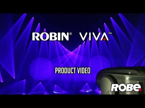 ROBE lighting - ROBIN VIVA product video